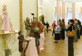 Выставка кукол Государственного академического центрального театра кукол им. С. В. Образцова. Фото – Ю. Алексеева