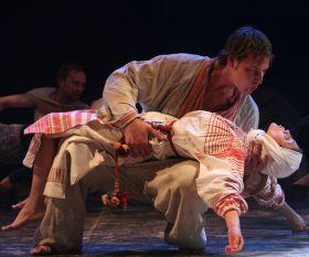 """Музыкальная студия SounDrama, спектакль """"Гоголь. Вечера. Сорочинская ярмарка"""""""