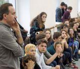 Мастер-класс профессора Школы-студии МХАТ Виктора Рыжакова