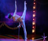 воздушная гимнастка Эрика Лемэй (Канада)